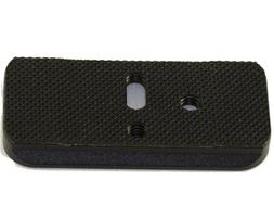 JJC Professional KF-2 quick release plate attached on a came