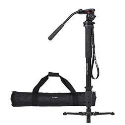 "Andoer Kingjoy MP3008 170cm/66.9"" Multi-functional Monopod U"