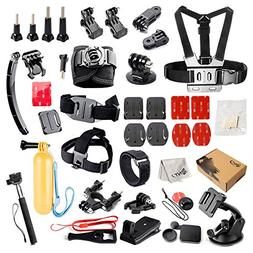 SNT Sports Camera Accessories Kit GoPro Hero5 Session Hero B