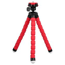 Kingjoy KT Series Mini Tripod with Quick Release Plate, comp