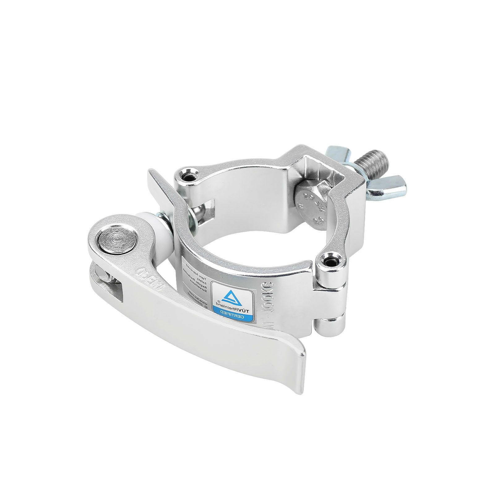 10x Quick Release Inch Clamp 220