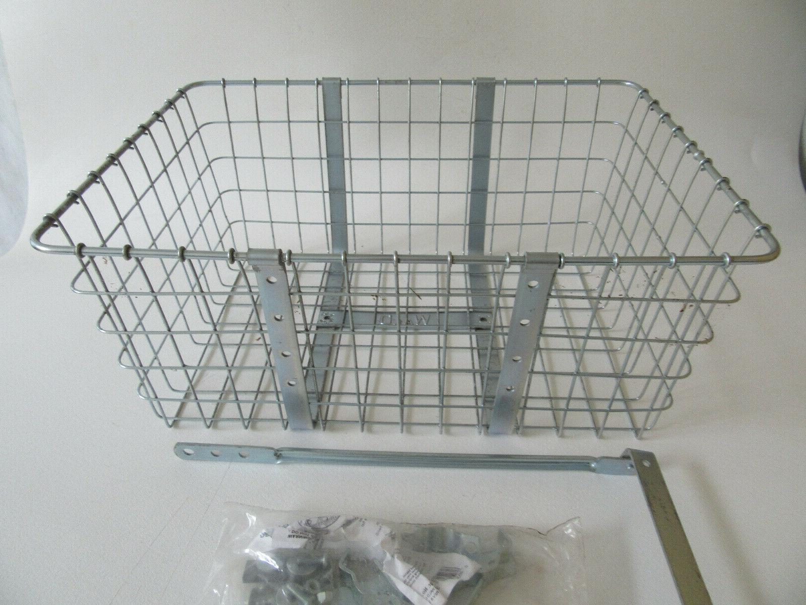 Wald Front Motorcycle / Scooter Basket