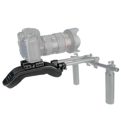 NICEYRIG Quick Release Plate Video Camcorder Rig