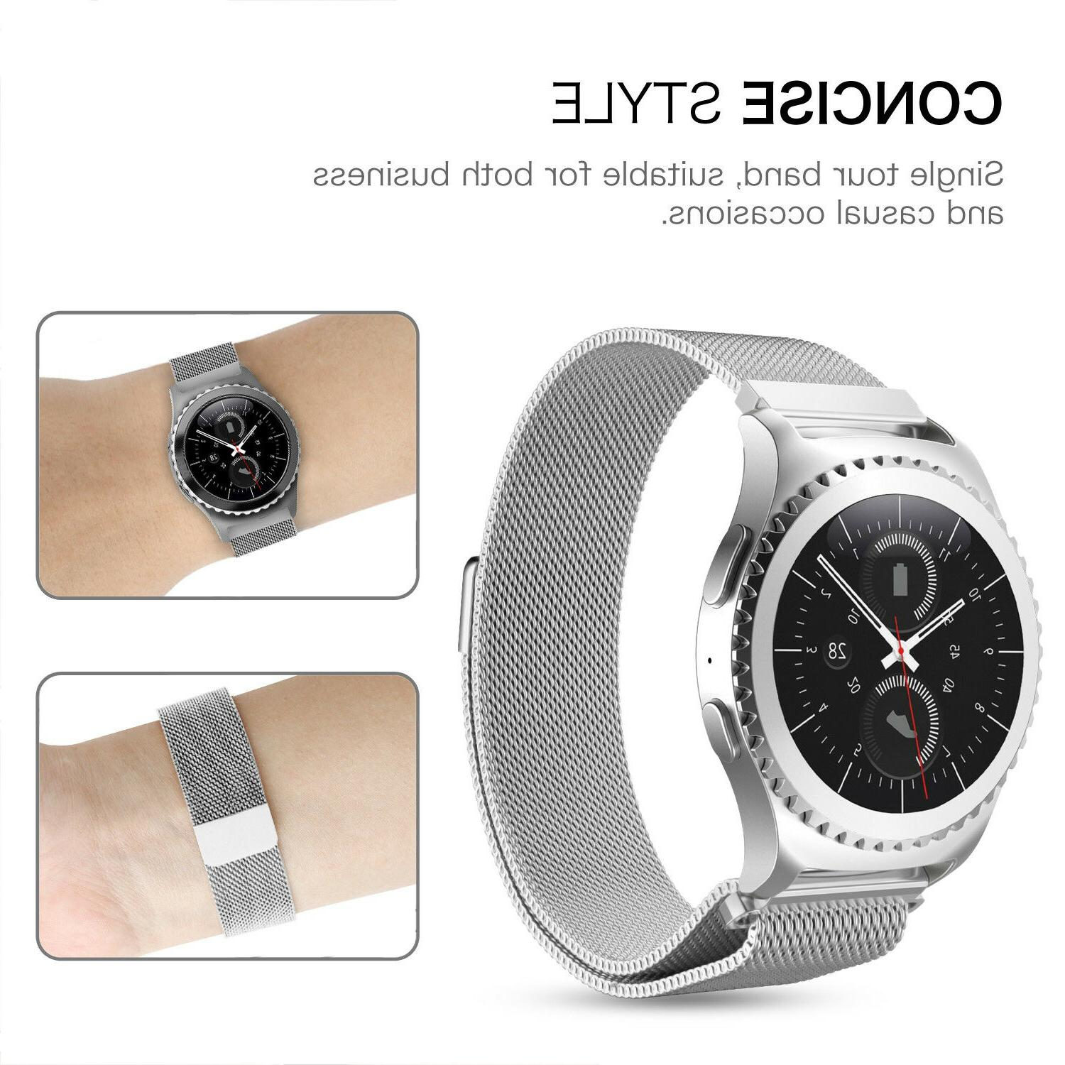 2 Release Stainless Steel Band For Vivoactive 3