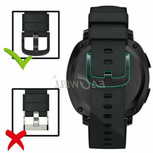 20MM Soft Watch Band For Samsung S2 Classic