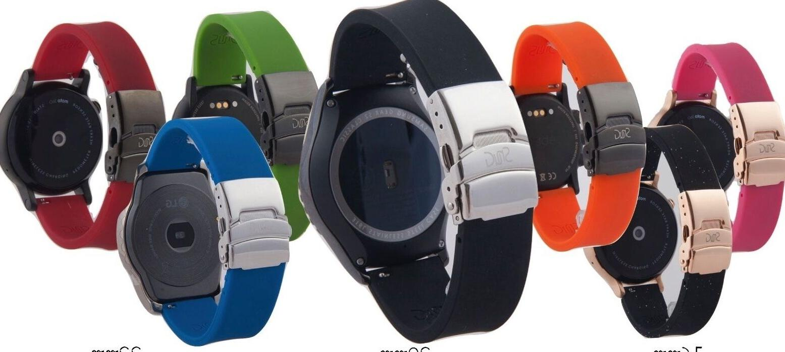 20mm samsung gear s2 classic watchband replacement