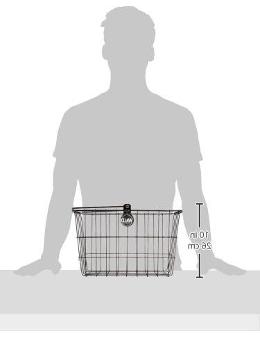 Wald Release Bicycle Basket with Bolt on