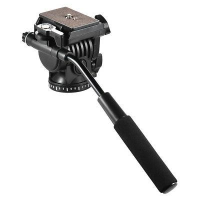 Andoer ABS 360° Fluid Drag Video Action Head Panoramic Hydr