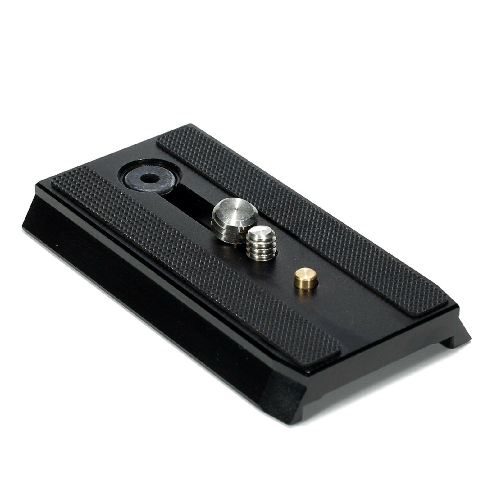 501PL Sliding Quick Release Plate Fr Manfrotto 501HDV 503HDV