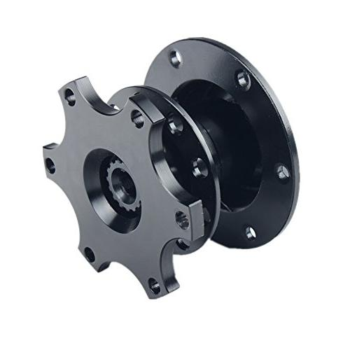 Dewhel Universal Quick Hub Snap Off For Sparco Nrg Omp