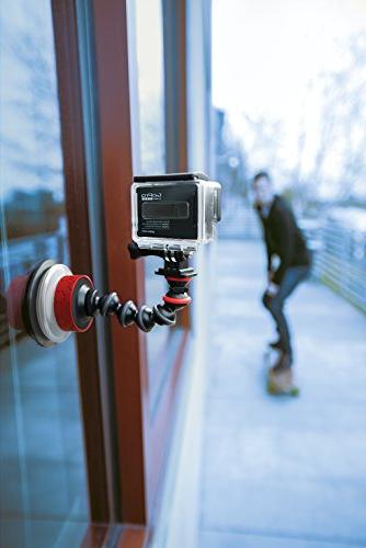 Joby - Action Series Suction Cup And Arm