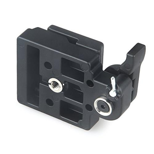 Konsait 323 Quick Release Plate with Special use Manfrotto 323