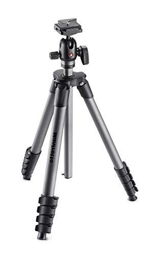 Manfrotto Compact Advanced Tripod with Quick Release Ball He