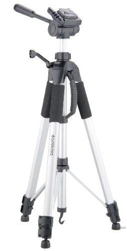 Polaroid PLTRI72S 72-Inch Photo and Video ProPod Tripod Incl