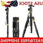 Professional Travel Camera Video Tripod Monopod W/ Ball Head
