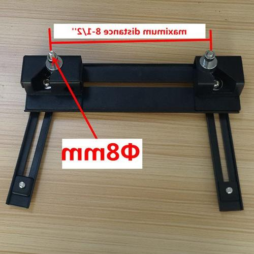 Universal Hard detachable mounting brackets 8mm Mounting Holes