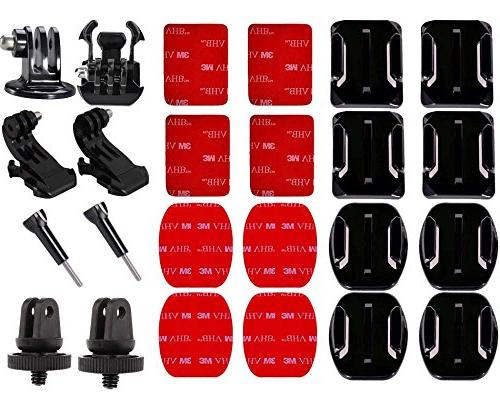 action accessory kits adhesive pads