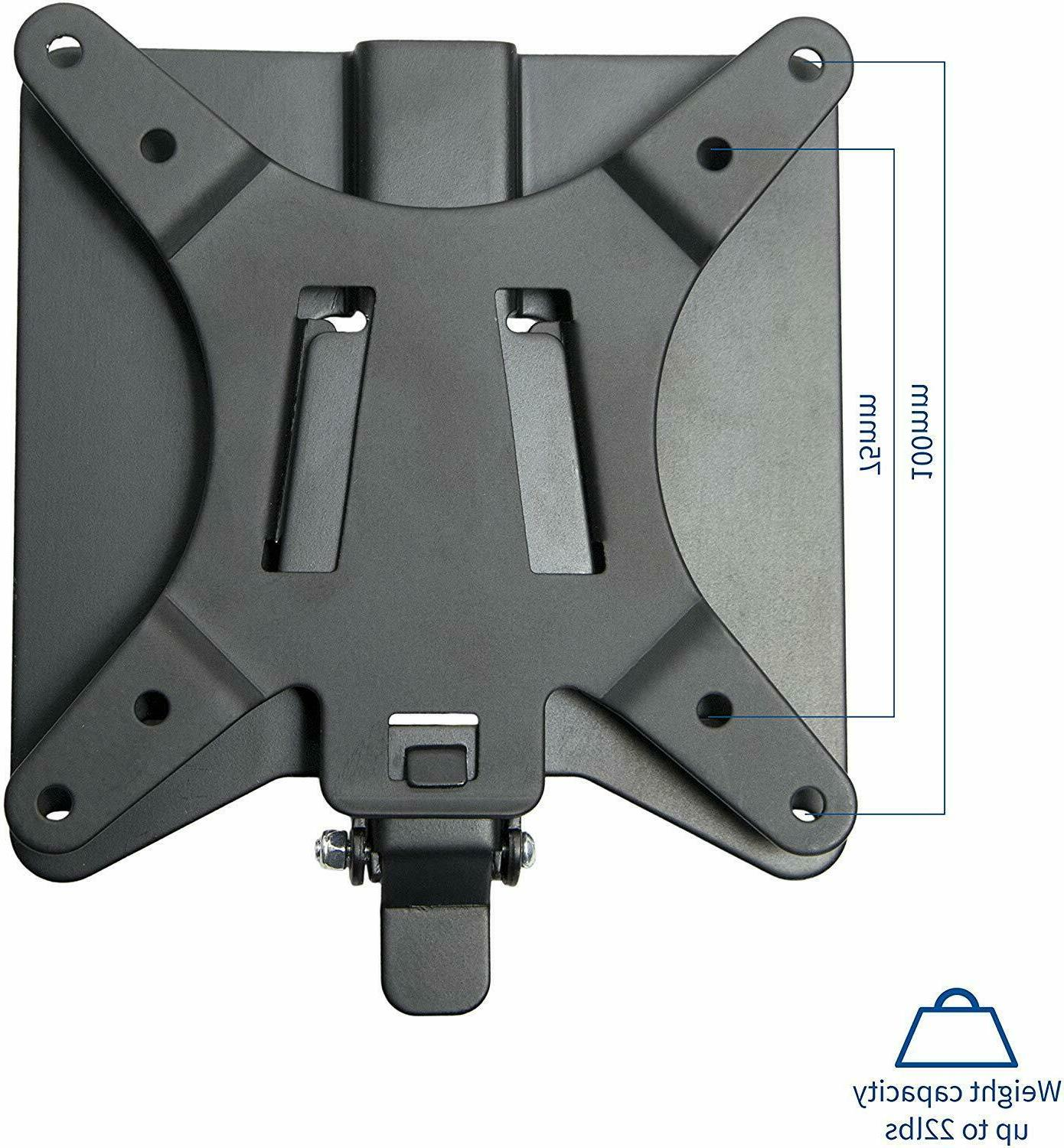 VIVO Adapter Kit and Wall Mount for / Stand Attachment