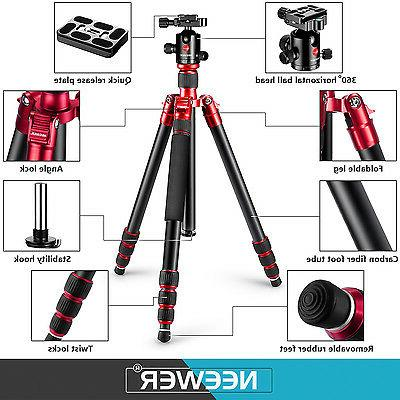 Neewer Alluminum Alloy Tripod with Degree