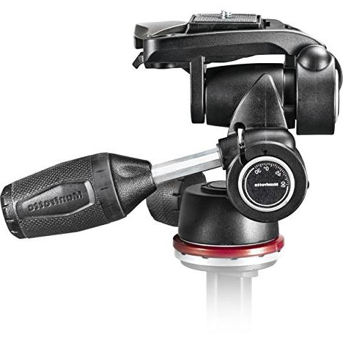 Manfrotto 190X Aluminum section release head