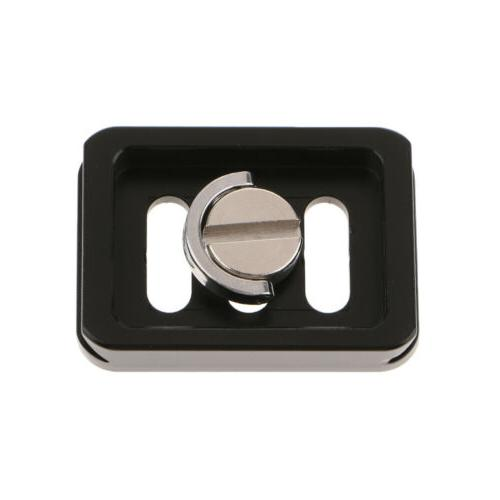 aluminum quick release plate for sirui ty