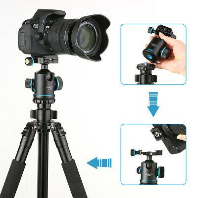 ANDOER TRIPOD BALL HEAD 360 °PANORAMIC +QUICK RELEASE PLATE