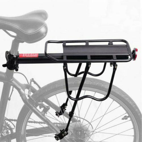 Bike Bicycle Rear Rack Seat Cargo Quick Release Alloy Carrie