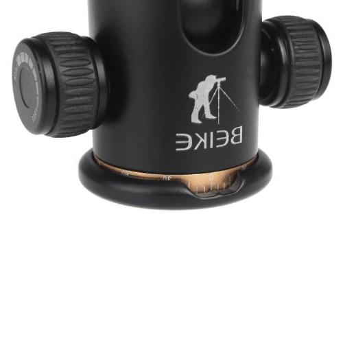 Andoer BK-03 Tripod Head with Quick 1/4""