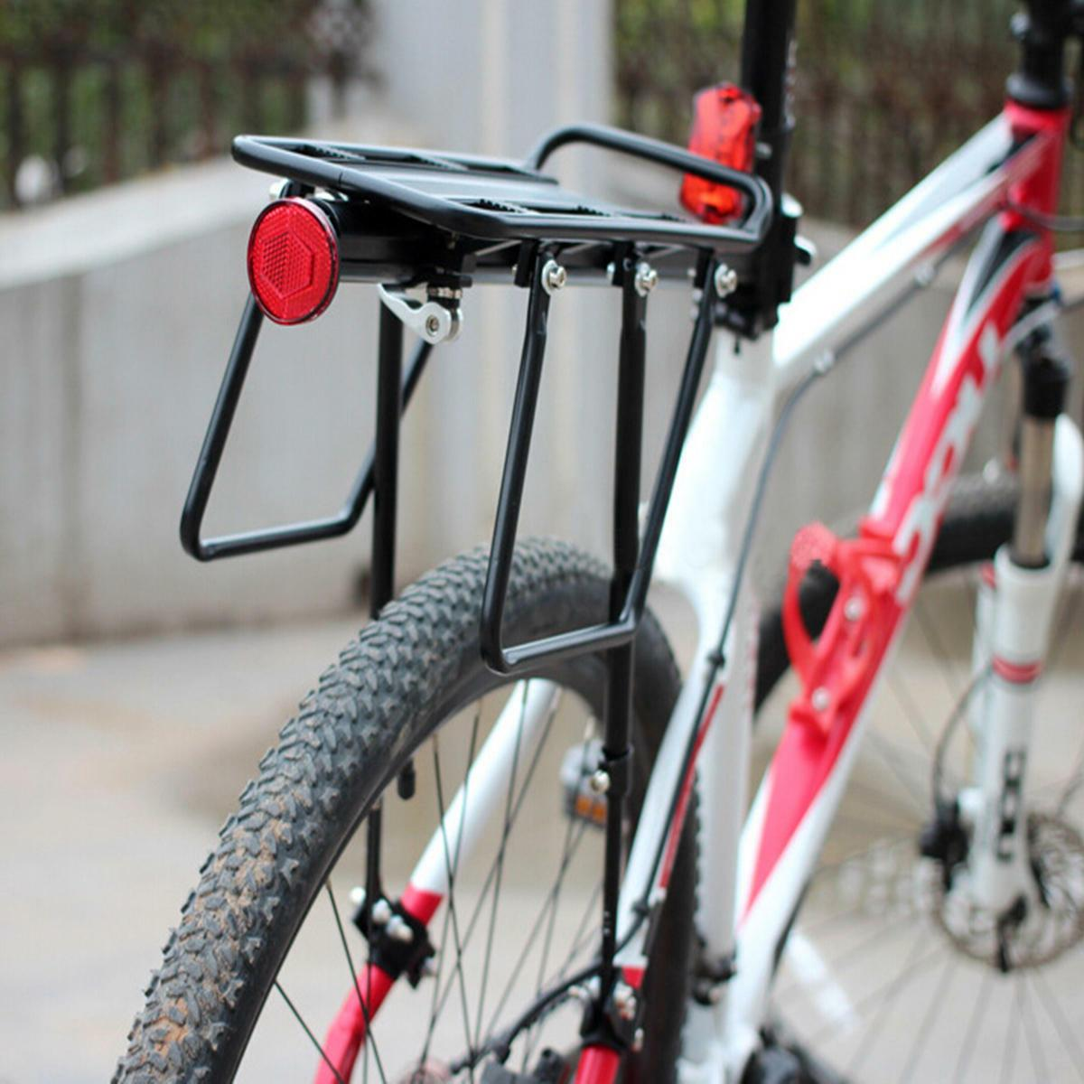 Bicycle Rear Back Seat Shelf Prote