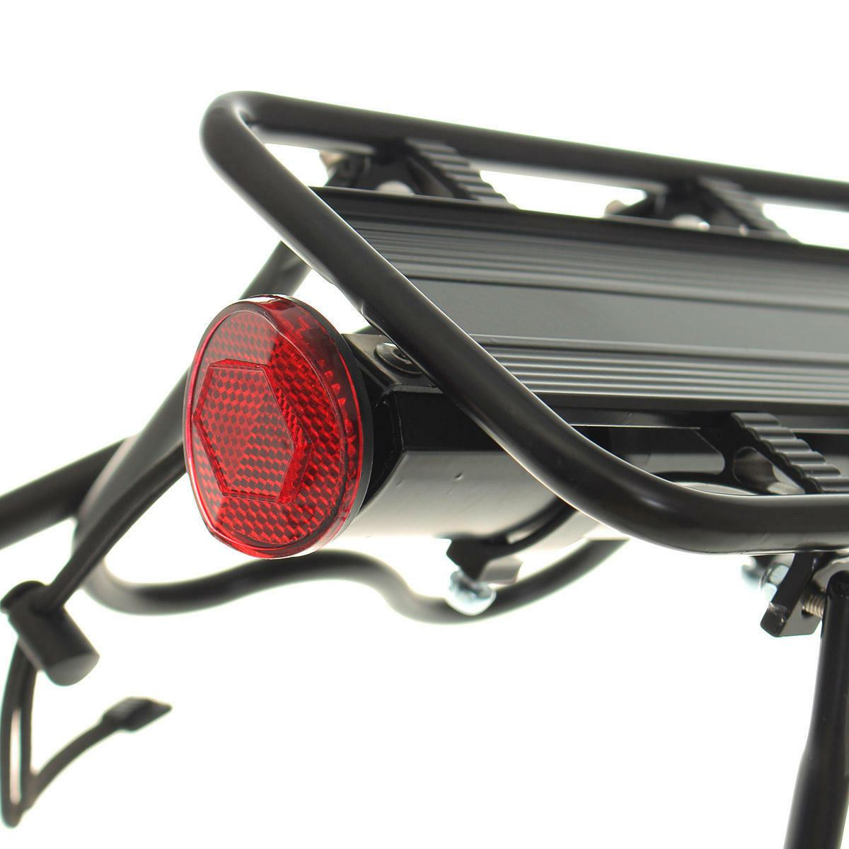 Bicycle Rear Back Seat Shelf Quick Prote