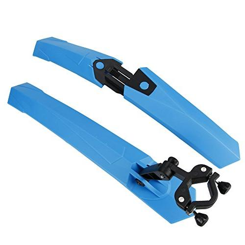 bicycle fenders set cycling front