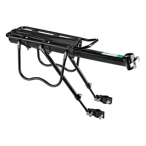 bike cargo rack quick release