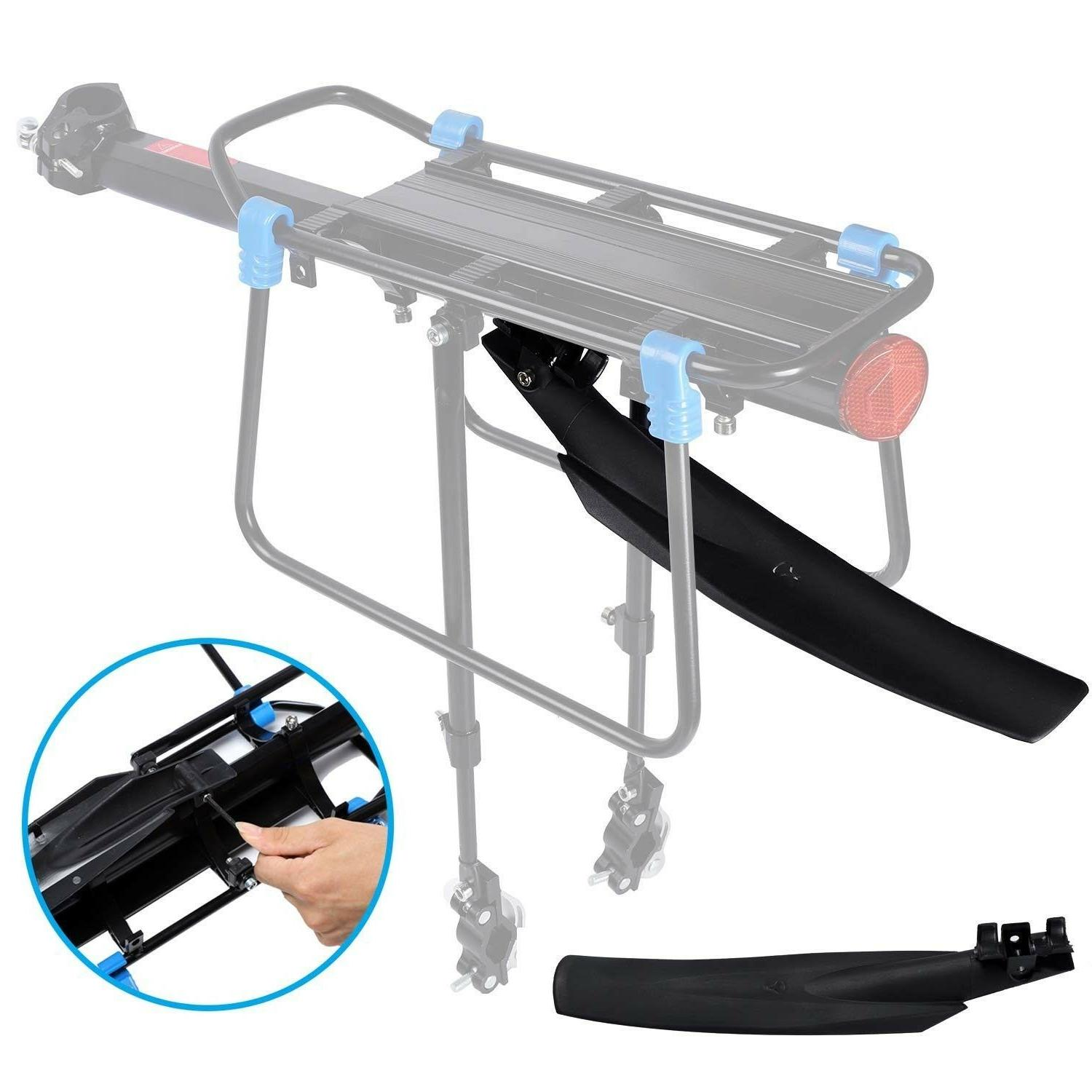 Bike Cargo Rack Bicycle Carrier Universal