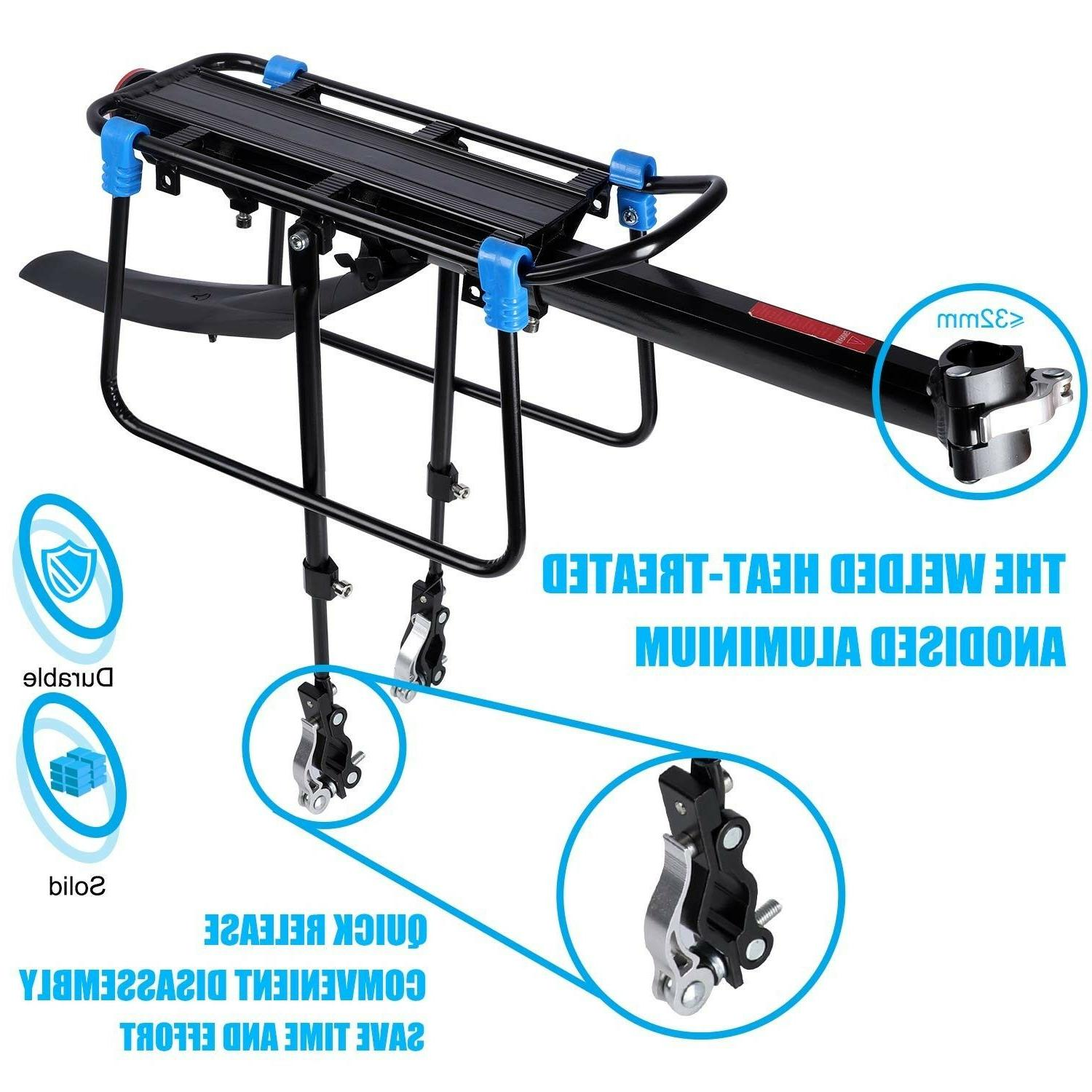 Bike Cargo Touring Bicycle Universal Release