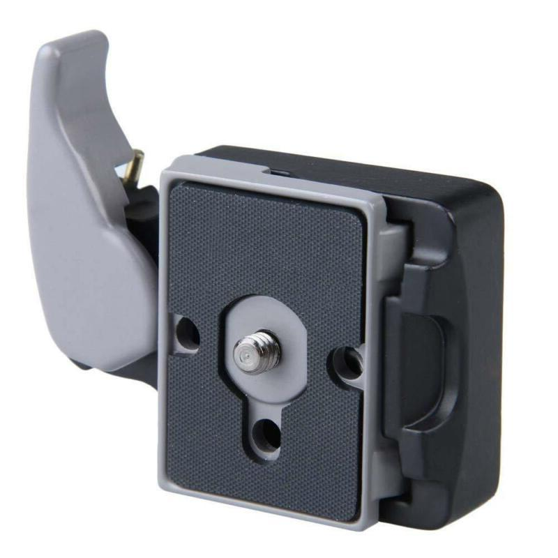 Vktech Black Camera 323 Quick Release Plate Quick Release Pl
