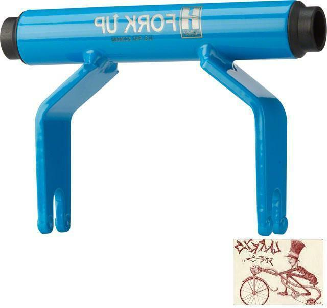 HURRICANE BRUTUS FAT BIKE FORK UP ADAPTER-FITS 15MM X 150MM