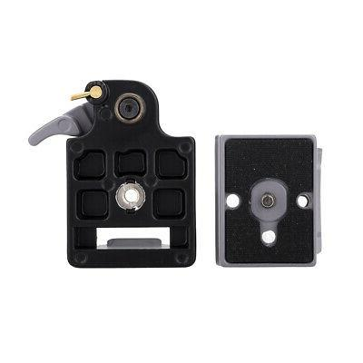 Camera Clamp Plate For Manfrotto 200PL-14