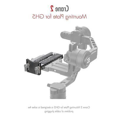 Zhiyun Quick with Screw for GH5
