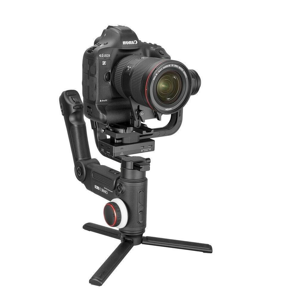 Zhiyun Crane Lab Handheld Gimbal Release Plate Canon EOS 1DX