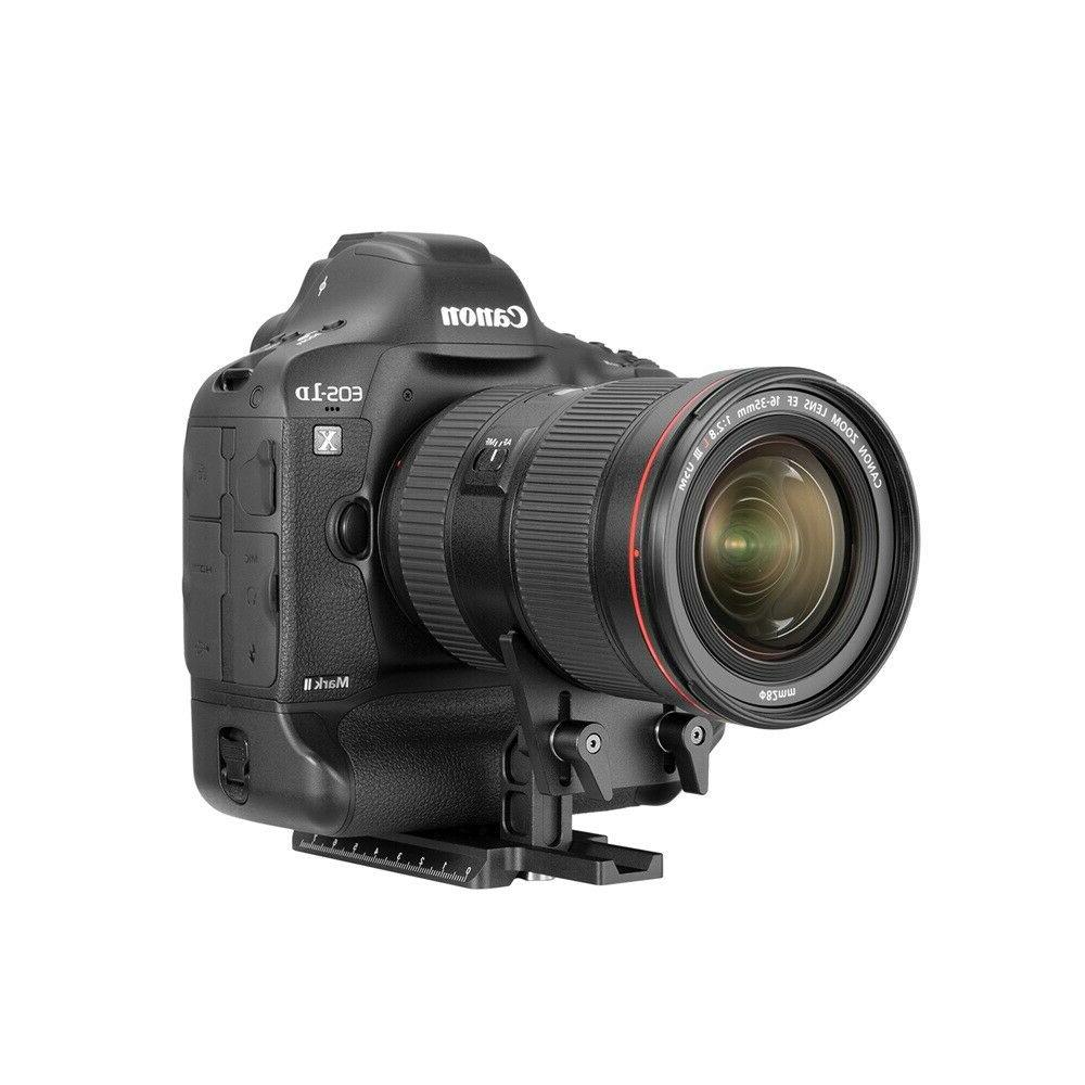 Zhiyun Crane Handheld Plate for Canon 1DX