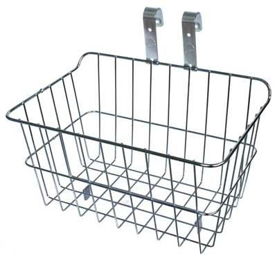 front drop basket