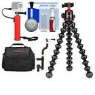 Joby GorillaPod 5K Flexible Tripod with Ball Head Kit for DS