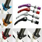 hot Bike Bicycle Quick Release Seat Post Seatpost Clamp Bolt