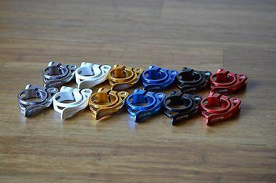 Modifiedcomponents Quick Seat CLAMP 31.8mm 34.9mm