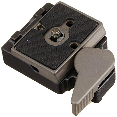 Manfrotto Connect with Quick Release Replaces ZAYKiR Quick for the RC2 Rapid Connect Adapter