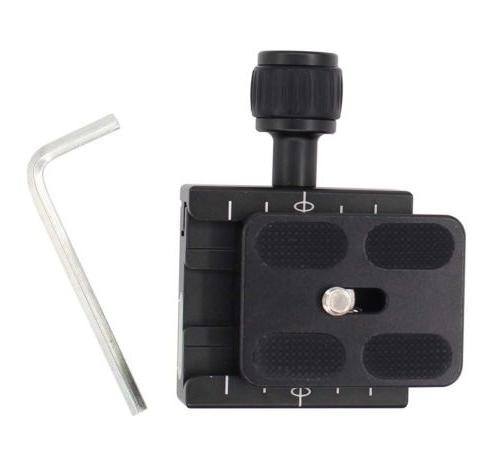 metal clamp 50mm quick release plate