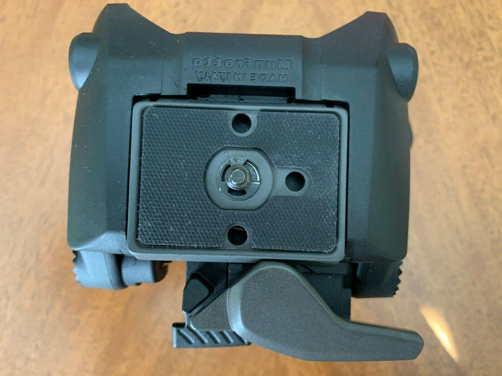 Manfrotto XPRO FLUID HEAD Release Plate
