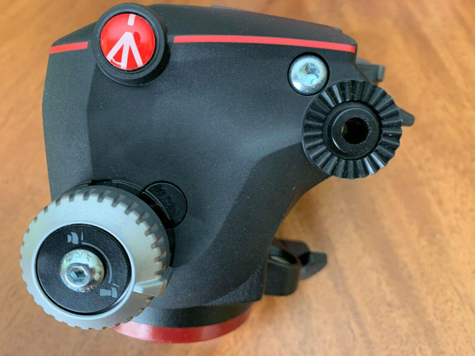 Manfrotto MHXPRO-2W XPRO HEAD with Plate
