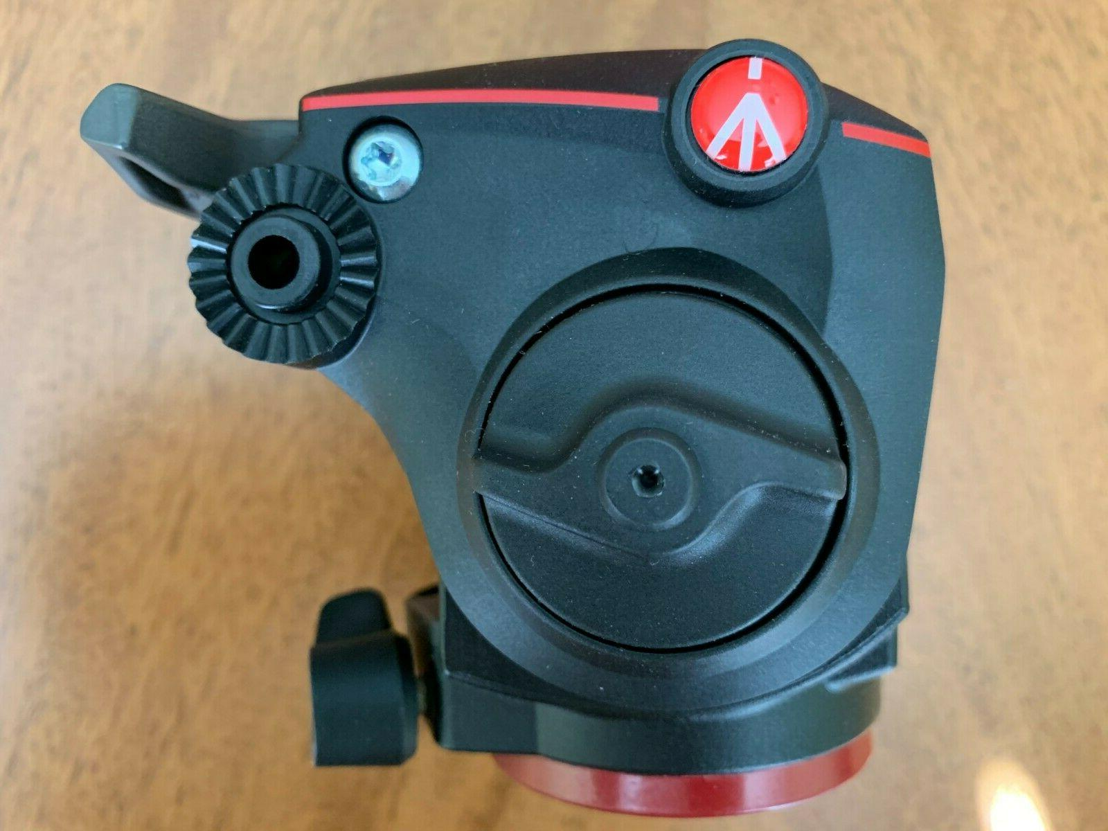 Manfrotto MHXPRO-2W HEAD with Quick