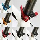 MTB Bike Bicycle Quick Release Seat Post Seatpost Clamp Bolt